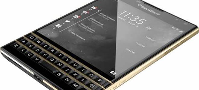 Blackberry decidió lanzar un producto dirigido a un tipo de consumidor específico que busca la exclusividad en sus teléfonos. Se trata de la edición limitada de BlackBerry Passport, un smartphone que no se podrán permitir todos los bolsillos. Solo se distribuirán 50 unidades de este terminal BlackBerry decidió lanzar un producto dirigido a un tipo de consumidor específico que busca la exclusividad en sus teléfonos. Se trata de la edición limitada de Blackberry Passport, un smartphone que no se podrán permitir todos los bolsillos. Con un diseño en oro y remates de piel, este modelo llegará a las tiendas de