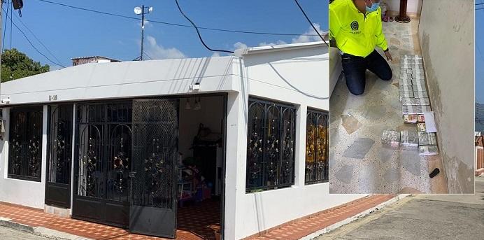 Diario La Verdad Móvil > Hallan en Cúcuta caleta millonaria procedente de Venezuela